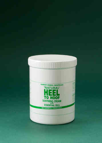 Heel to Hoof Soothing Cream 250 ml Dose