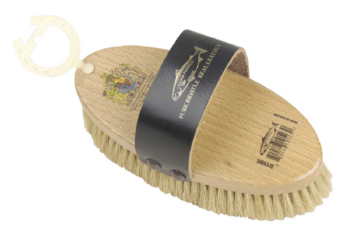 Pure Bristle Body Brush 28 mm Borsten