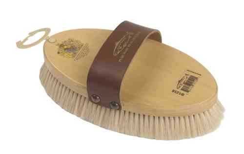 Goat Hair Body Brush