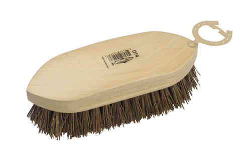 Natural Bassine Dandy Brush Abmessungen 186 x 64 mm Borstenlänge 40 mm