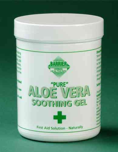 Aloe Vera Soothing Gel 250 ml Dose